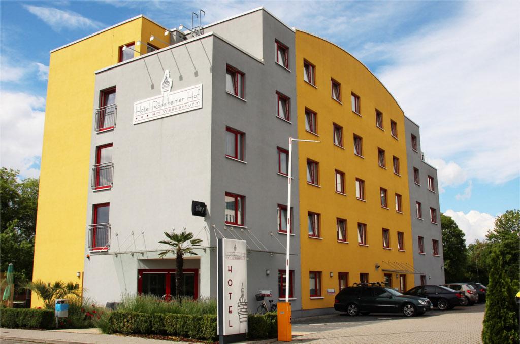 Rödelheimer Hof::Das Hotel